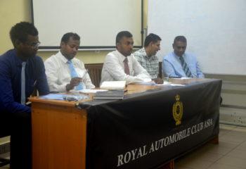 RAC-Asia Inauguration