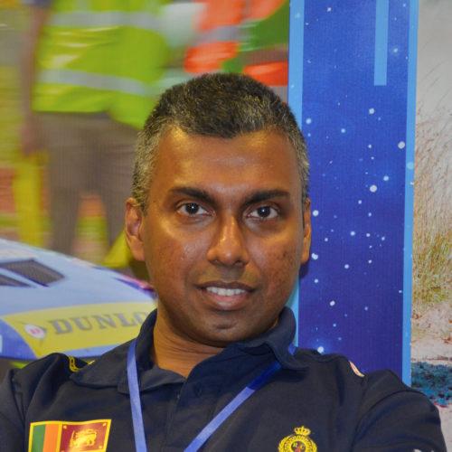 RAC Asia President -Rizmin