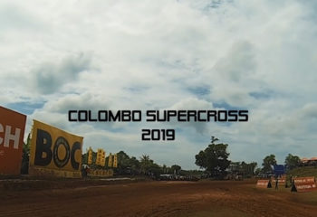 RAC Racer Kapila Nishantha at Colombo Supercross 2019