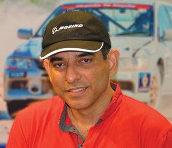 RAC Racer Samin Attanayake