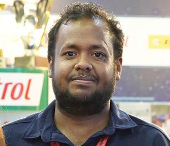 RAC Co-Driver/ Navigator Dakshina Amarasinghe