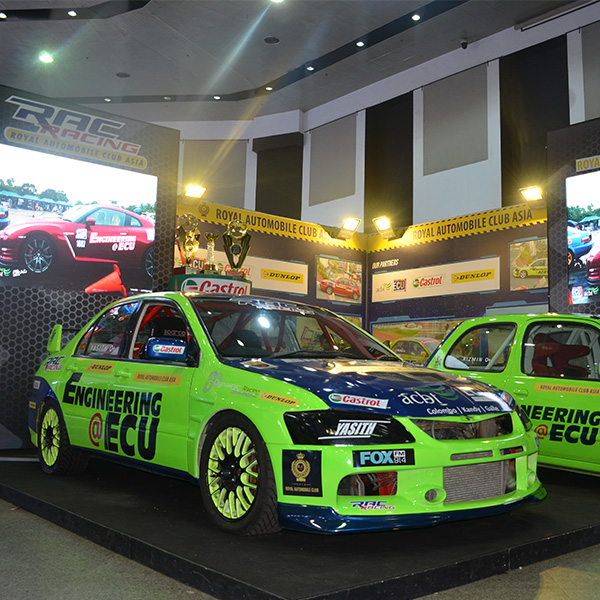 About RAC Racing